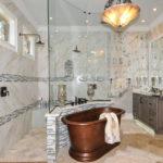 Bathtub versus Shower Stall Designs
